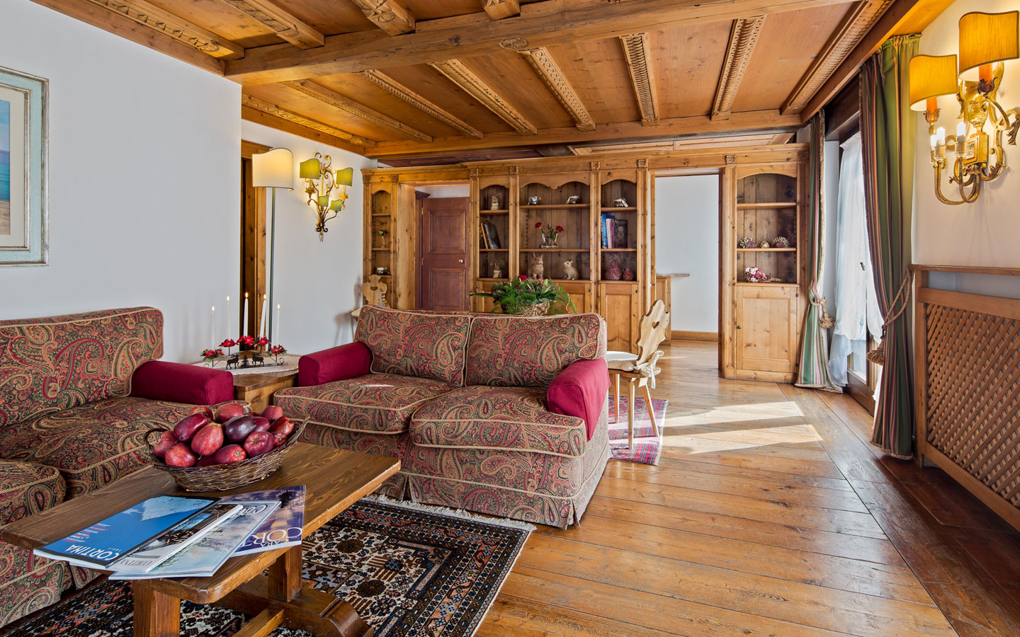 Camere & Suites a Cortina d'Ampezzo