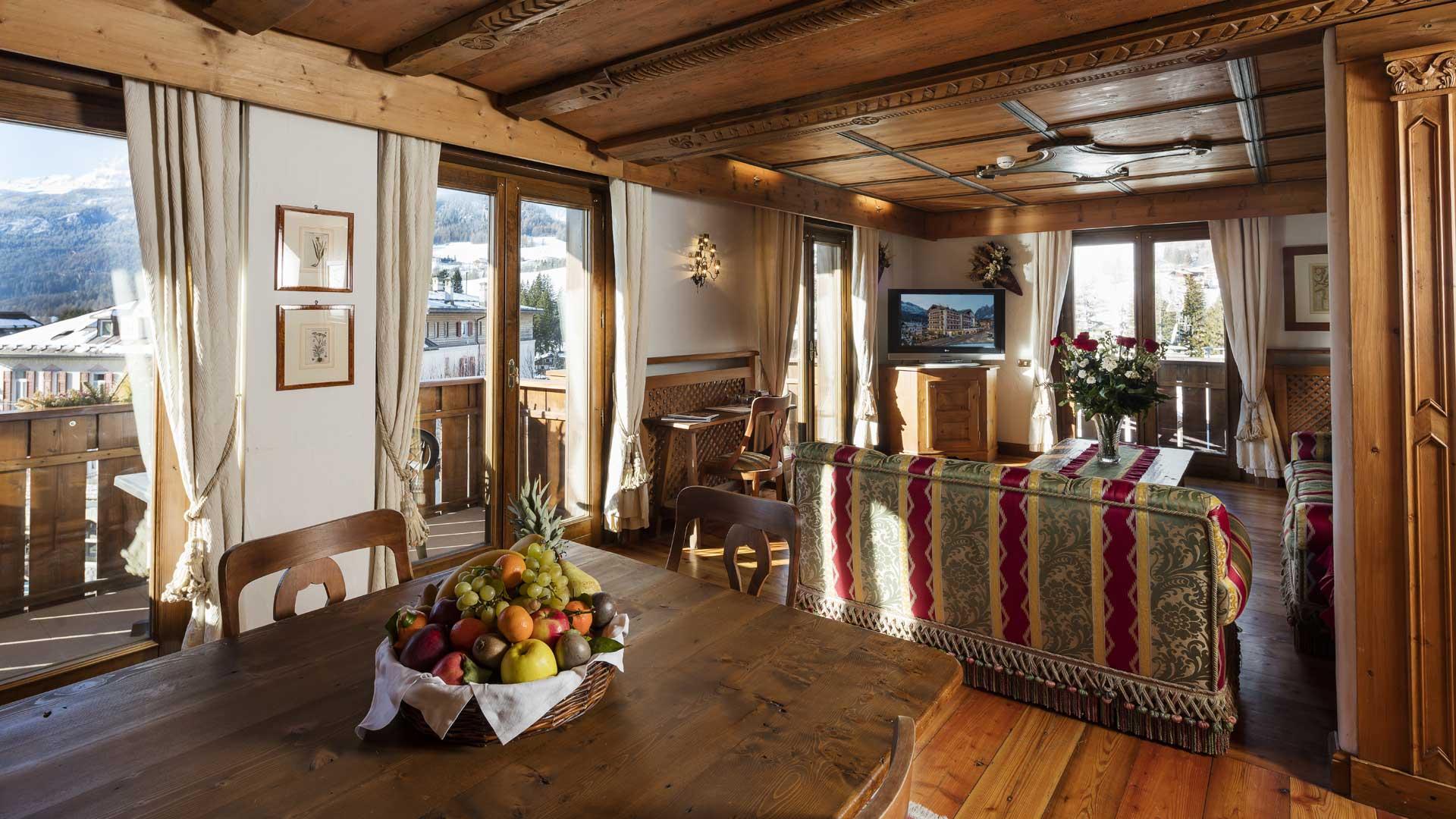 Hotel Bellevue Cortina D Ampezzo Bl