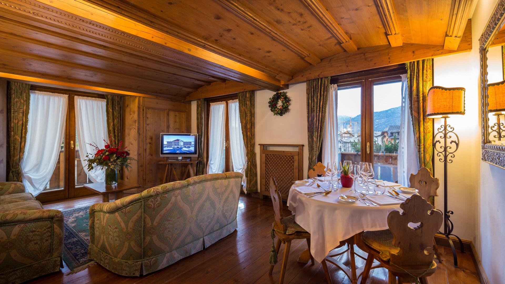 Suite Appartamento Superior Bellevue Cortina