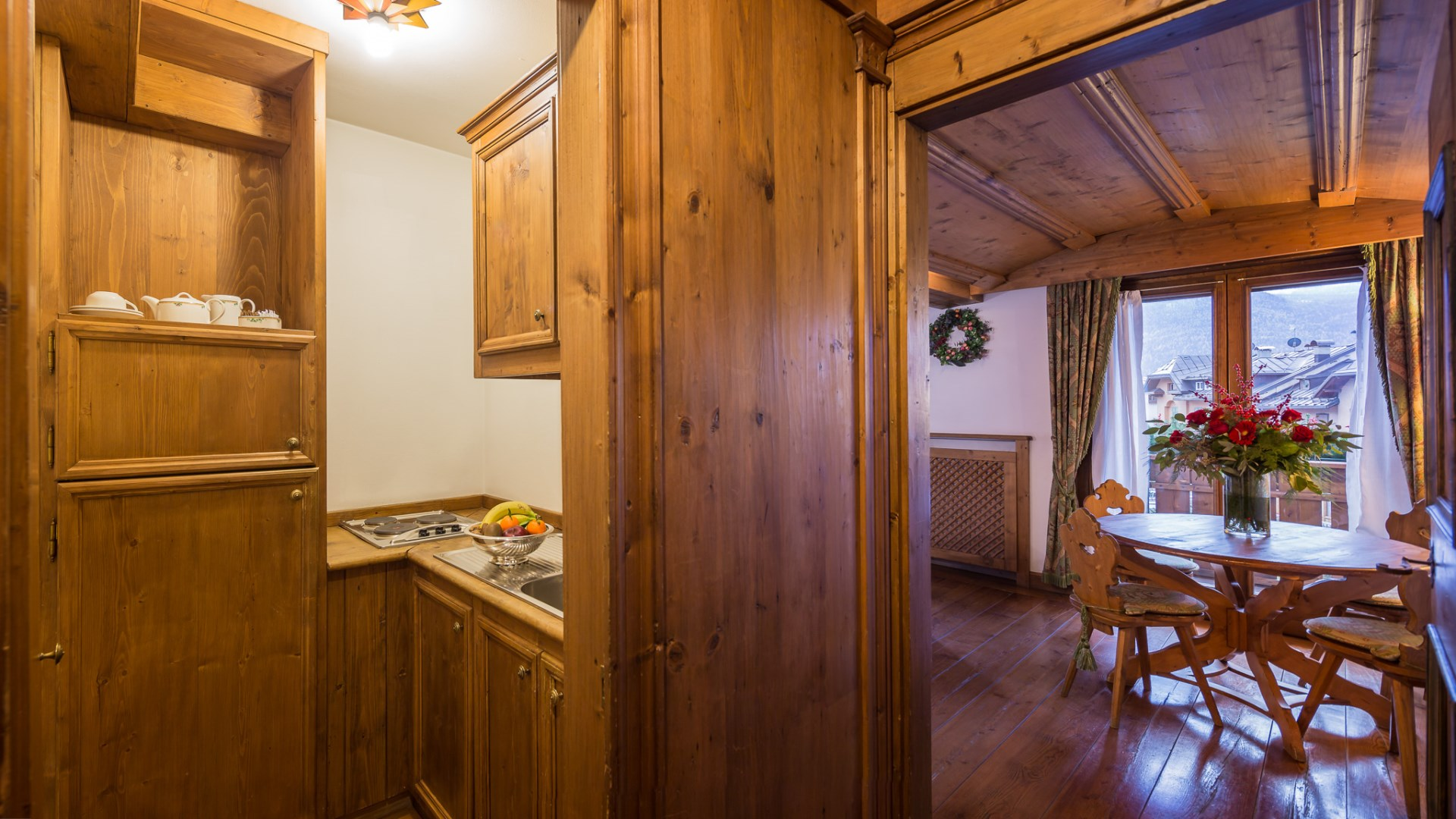 Suite Superior Bellevue Cortina appartement